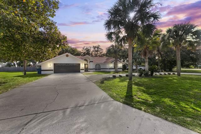 2156 New Azora Road, Spring Hill, FL 34608 (MLS #2206575) :: The Hardy Team - RE/MAX Marketing Specialists
