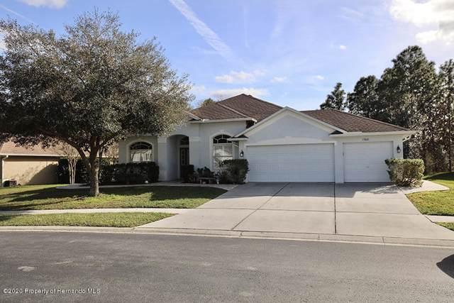13883 Blythewood Drive, Spring Hill, FL 34609 (MLS #2206640) :: 54 Realty