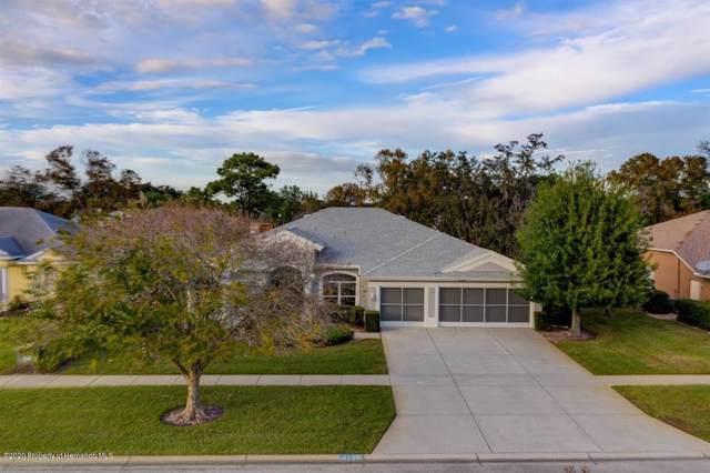 4120 St Ives Boulevard, Spring Hill, FL 34609 (MLS #2206643) :: 54 Realty