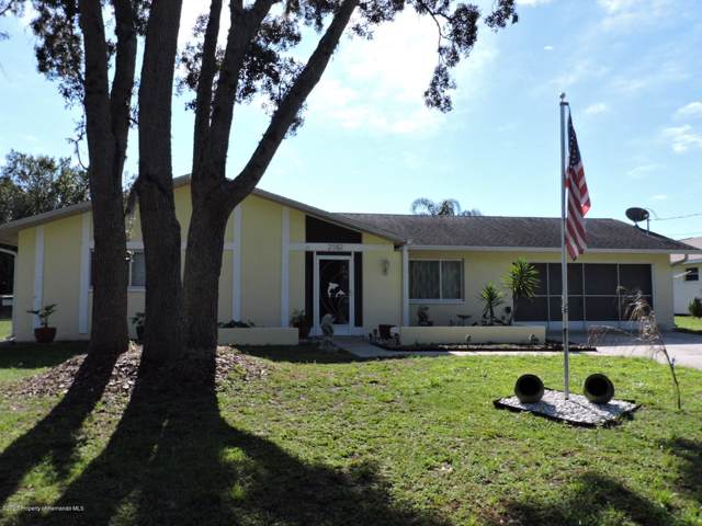 2182 Bishop Road, Spring Hill, FL 34608 (MLS #2206670) :: The Hardy Team - RE/MAX Marketing Specialists
