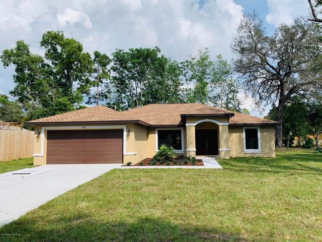 4128 Everett Avenue, Spring Hill, FL 34609 (MLS #2206672) :: The Hardy Team - RE/MAX Marketing Specialists