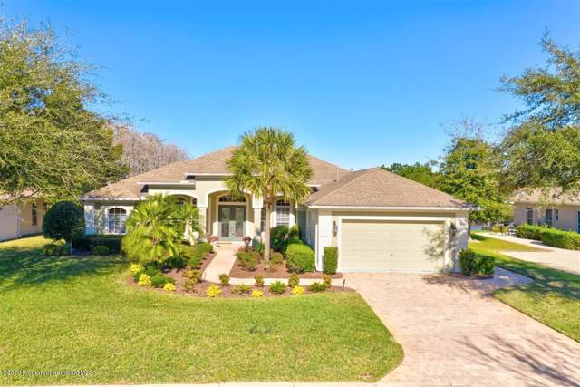 8335 Mobile Circle, Weeki Wachee, FL 34613 (MLS #2206675) :: The Hardy Team - RE/MAX Marketing Specialists