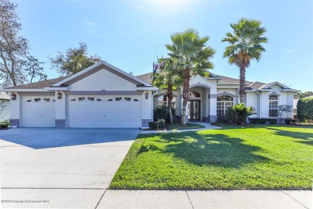 5352 Championship Cup Lane, Spring Hill, FL 34609 (MLS #2206718) :: 54 Realty