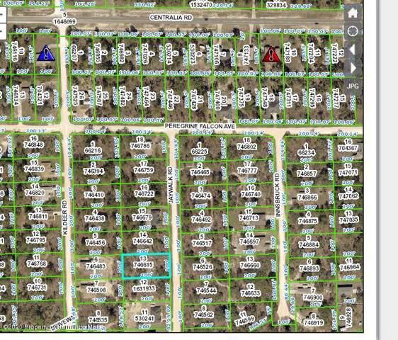 13033 Jaywalk Road, Weeki Wachee, FL 34614 (MLS #2206724) :: The Hardy Team - RE/MAX Marketing Specialists