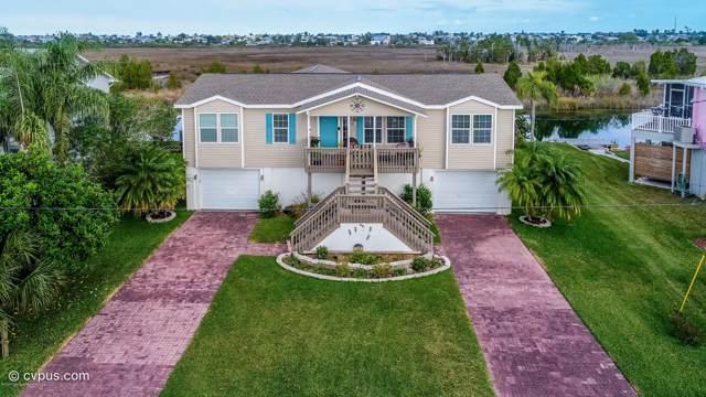 3468 Crape Myrtle Drive, Hernando Beach, FL 34607 (MLS #2206738) :: The Hardy Team - RE/MAX Marketing Specialists