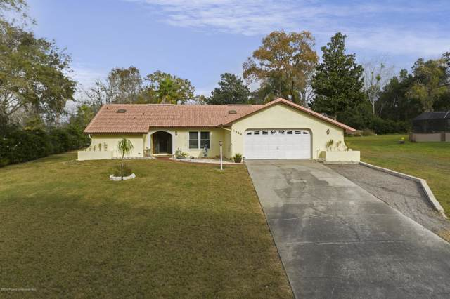 1548 Newhope Road, Spring Hill, FL 34606 (MLS #2206766) :: Premier Home Experts