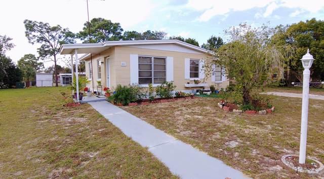 461 Merrimac Lane, Spring Hill, FL 34606 (MLS #2206780) :: Premier Home Experts
