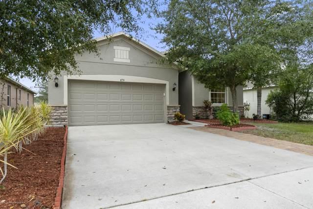 479 Winthrop Drive, Spring Hill, FL 34609 (MLS #2206817) :: 54 Realty