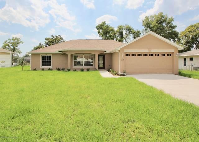 12374 Horner Road, Weeki Wachee, FL 34614 (MLS #2207347) :: 54 Realty