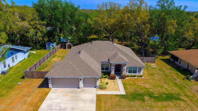 8335 Apple Orchard Road, Spring Hill, FL 34608 (MLS #2208409) :: Dalton Wade Real Estate Group