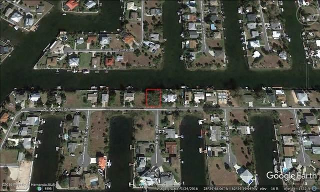 00 Gulf Coast (Lot 9) Drive, Hernando Beach, FL 34607 (MLS #2209412) :: Premier Home Experts