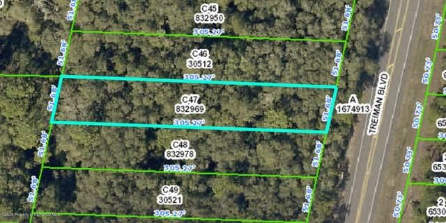 0 Treiman Boulevard, Ridge Manor, FL 33597 (MLS #2209430) :: Premier Home Experts
