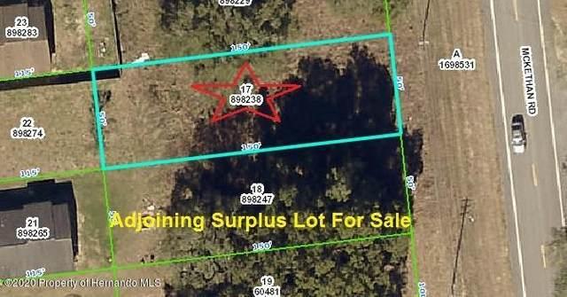 000 Mckethan Road, Ridge Manor, FL 33523 (MLS #2209454) :: Premier Home Experts