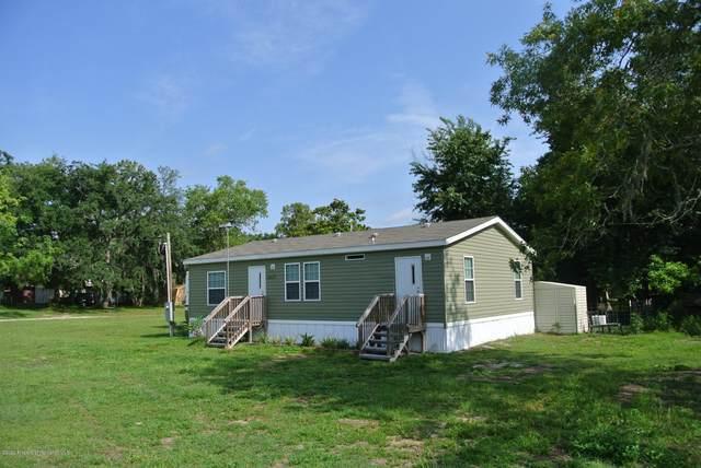 26019 Heckman Drive, Brooksville, FL 34601 (MLS #2209516) :: Premier Home Experts