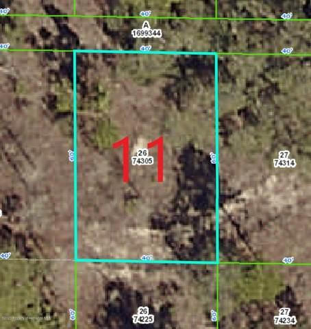 0 Rock Duck Avenue, Weeki Wachee, FL 34614 (MLS #2209531) :: Premier Home Experts