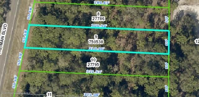 0000 Treiman Boulevard, Ridge Manor, FL 33597 (MLS #2209536) :: Premier Home Experts