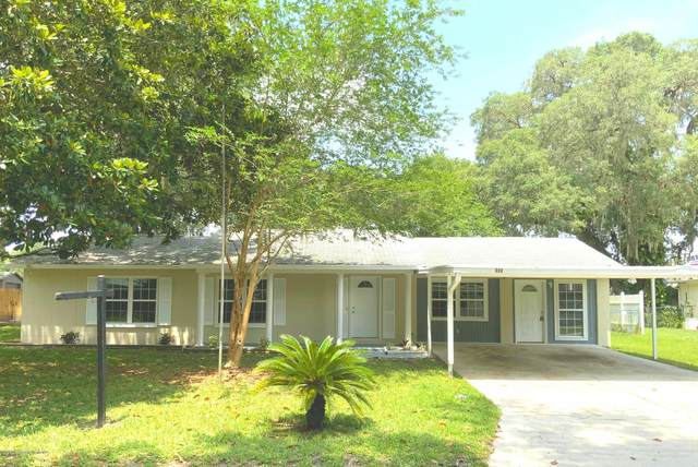 908 Cedar Drive, Brooksville, FL 34601 (MLS #2209564) :: Premier Home Experts