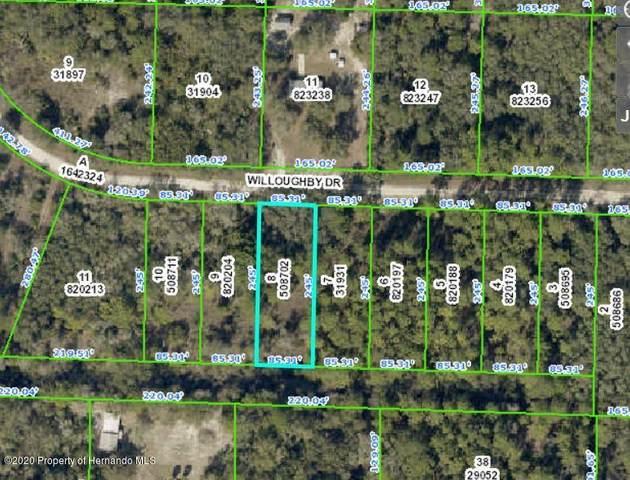 0 Willoughby, Webster, FL 33597 (MLS #2210207) :: Premier Home Experts