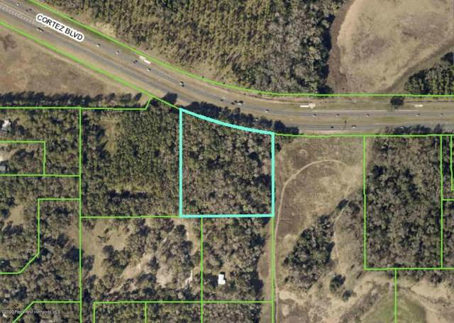 0 Cortez Boulevard, Brooksville, FL 34601 (MLS #2210282) :: Premier Home Experts