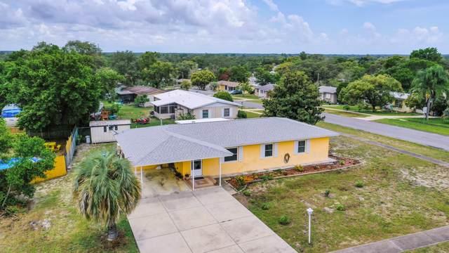 7180 Tarrytown Drive, Spring Hill, FL 34606 (MLS #2210388) :: Dalton Wade Real Estate Group