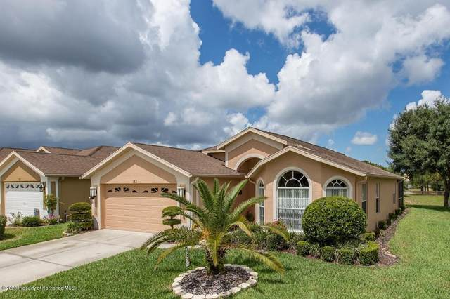 183 Center Oak Circle, Spring Hill, FL 34609 (MLS #2210389) :: Dalton Wade Real Estate Group