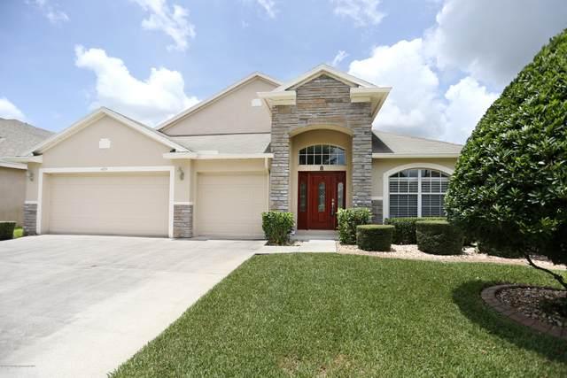 4379 Crosswhite Court, Spring Hill, FL 34609 (MLS #2210390) :: Dalton Wade Real Estate Group