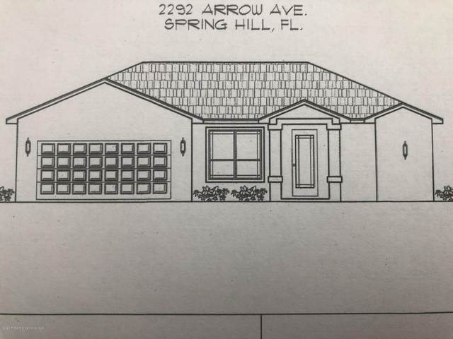 2292 Arrow Avenue, Spring Hill, FL 34609 (MLS #2210393) :: Dalton Wade Real Estate Group