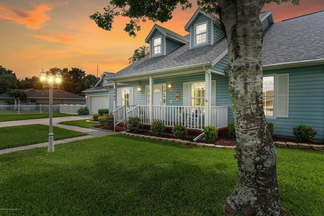 3405 Sunny Brook Trail, Spring Hill, FL 34604 (MLS #2210396) :: Dalton Wade Real Estate Group