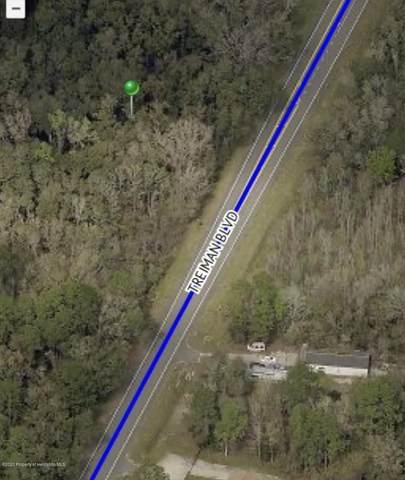 0 Treiman Boulevard, Webster, FL 33597 (MLS #2211049) :: Premier Home Experts