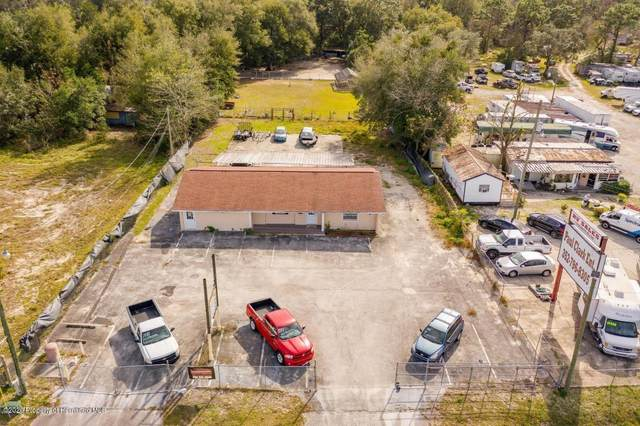 16090 Cortez Boulevard, Brooksville, FL 34613 (MLS #2211185) :: Premier Home Experts
