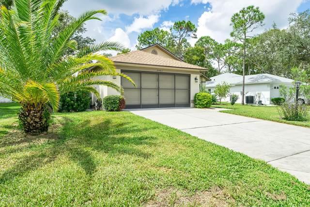 2401 Bent Pine Court, Spring Hill, FL 34606 (MLS #2212146) :: Premier Home Experts