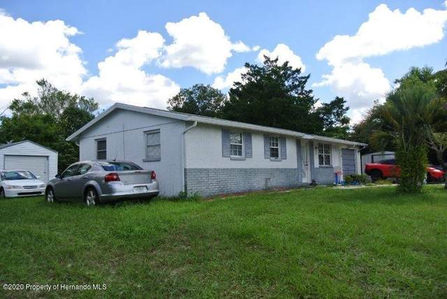 10013 Hayes Street, Spring Hill, FL 34608 (MLS #2212157) :: Premier Home Experts