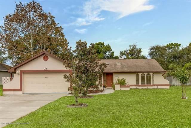 2297 Hawthorne Road, Spring Hill, FL 34609 (MLS #2212161) :: Dalton Wade Real Estate Group