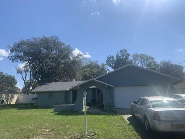 2254 Deborah Drive, Spring Hill, FL 34609 (MLS #2212543) :: Dalton Wade Real Estate Group
