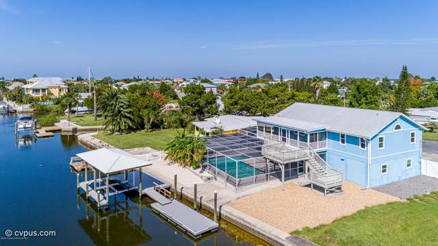 3646 Flamingo Boulevard, Hernando Beach, FL 34607 (MLS #2212590) :: Dalton Wade Real Estate Group