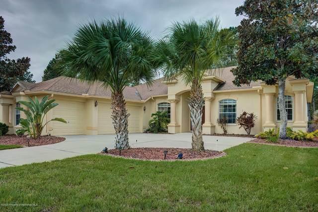 5027 Gevalia Drive, Brooksville, FL 34604 (MLS #2212593) :: Dalton Wade Real Estate Group
