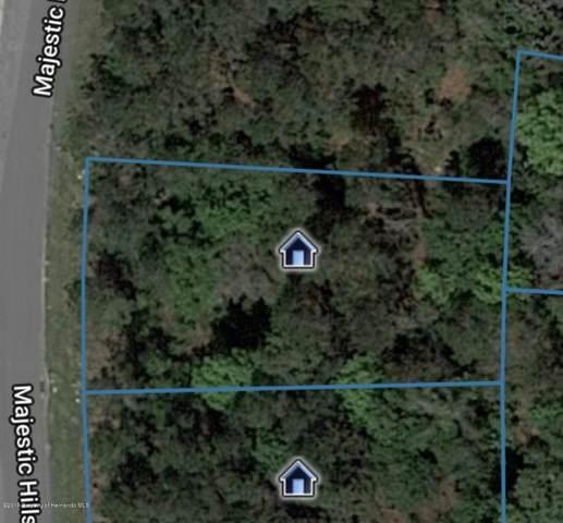 0 Majestic Hills Loop, Brooksville, FL 34601 (MLS #2212743) :: Premier Home Experts