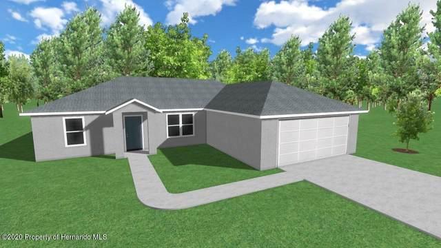 0 Petrel Lot 1 Avenue, Weeki Wachee, FL 34614 (MLS #2213699) :: Premier Home Experts