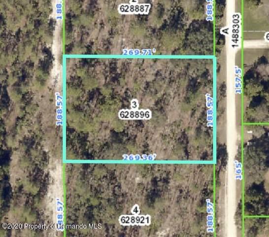0 Retriever Road, Weeki Wachee, FL 34614 (MLS #2213723) :: Premier Home Experts