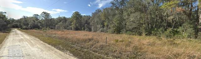 0 Castleberry Drive, Ridge Manor, FL 33523 (MLS #2213926) :: Premier Home Experts