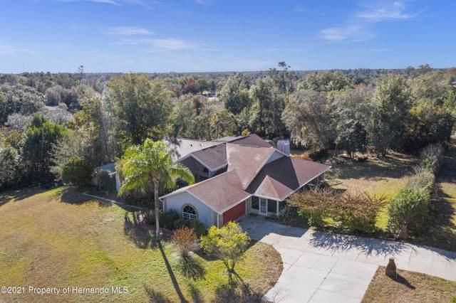 5348 Sandra Drive, Spring Hill, FL 34607 (MLS #2214046) :: Premier Home Experts