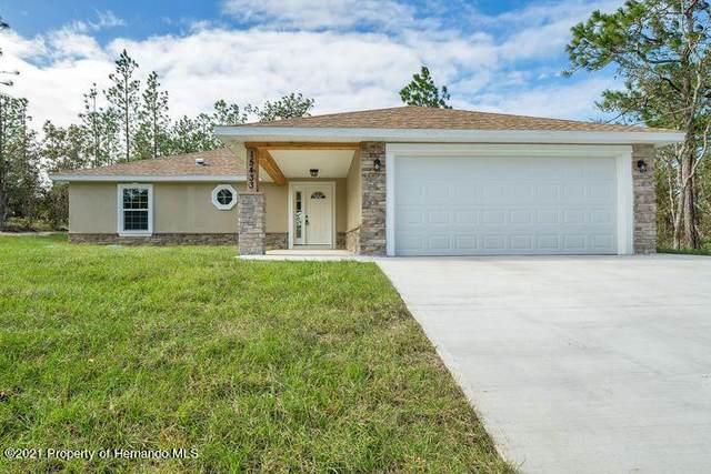 11960 Osprey Avenue, Weeki Wachee, FL 34614 (MLS #2214073) :: Premier Home Experts