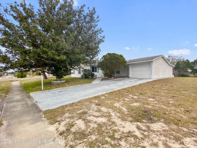 6621 Treehaven Drive, Spring Hill, FL 34606 (MLS #2214152) :: Dalton Wade Real Estate Group