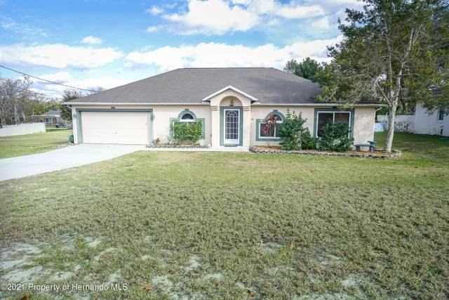 352 Clearfield Avenue, Spring Hill, FL 34606 (MLS #2214166) :: Dalton Wade Real Estate Group