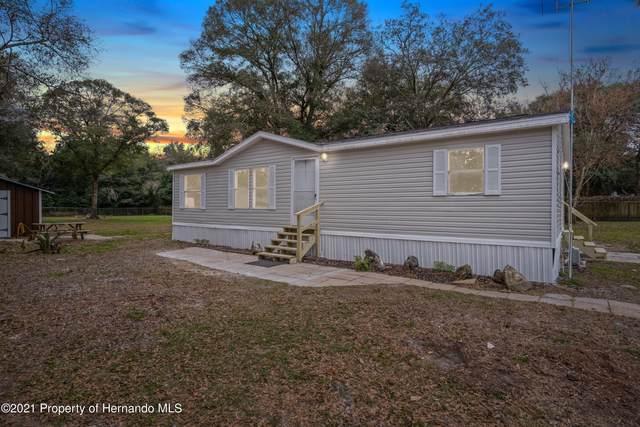 15616 Little Road, Spring Hill(Pasco), FL 34610 (MLS #2214183) :: Premier Home Experts