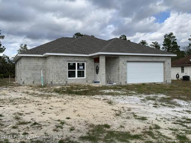 12387 Talpa Street, Spring Hill, FL 34608 (MLS #2214201) :: Premier Home Experts