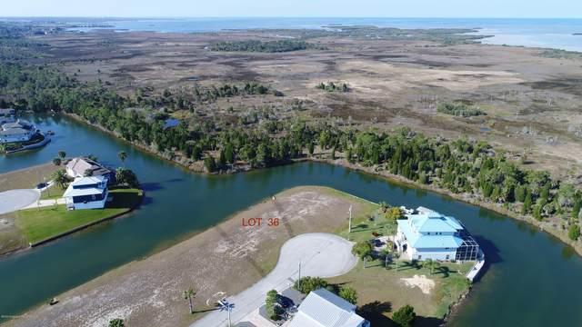 Lot 36 Croaker, Hernando Beach, FL 34607 (MLS #2214226) :: Premier Home Experts