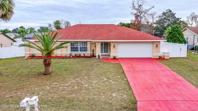 2046 Linwood Avenue, Spring Hill, FL 34608 (MLS #2214235) :: Dalton Wade Real Estate Group