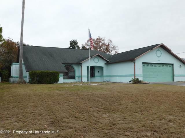 11373 Patch Street, Spring Hill, FL 34609 (MLS #2214243) :: Dalton Wade Real Estate Group