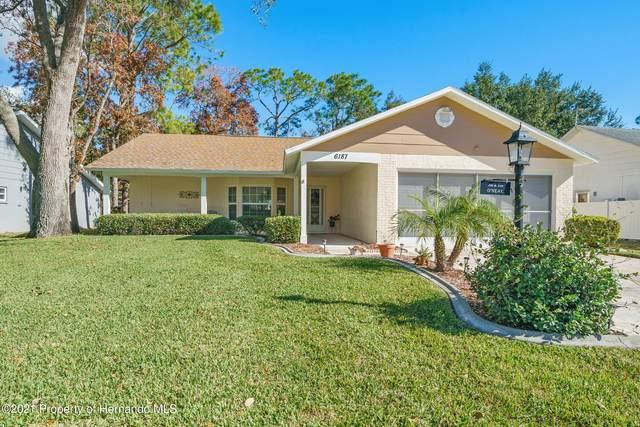 6187 Ocean Pines Lane, Spring Hill, FL 34606 (MLS #2214255) :: Dalton Wade Real Estate Group